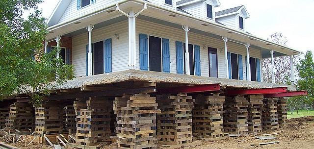 Pier and Beam Elevation and Repair Services in Texas